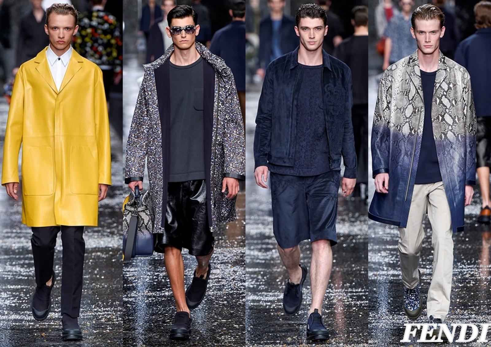 Fendi , ss16 , Milan Fashion Week