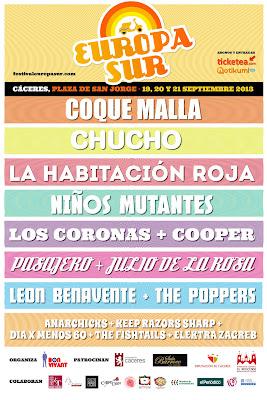 Festival Europa Sur Caceres 2013