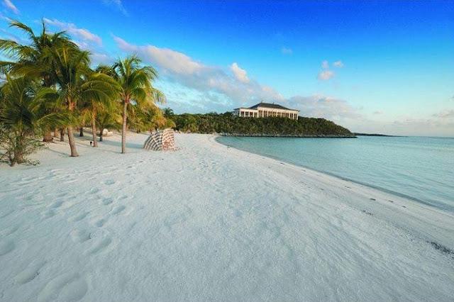 En venta isla privada en Bahamas