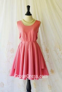 Groupdress: Pink Dress