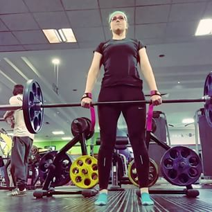 The Training Diaries - My General Life, Deadlift