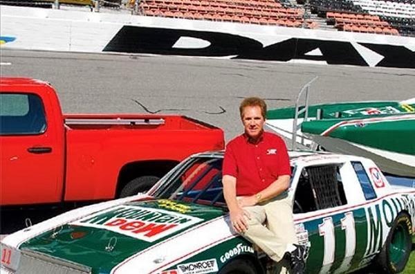 Darrell Waltrip Daytona Racer Photo