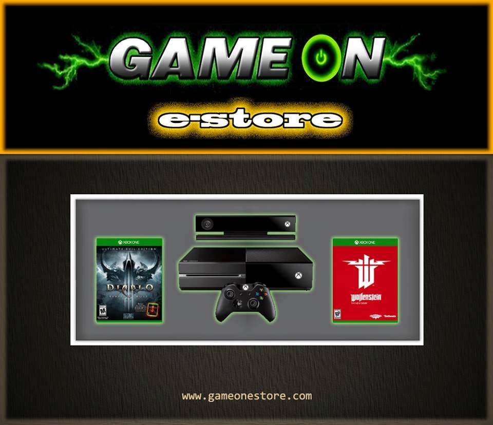 Game On e-Store