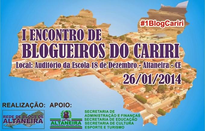 Altaneira recebe Blogueiros do Cariri para Encontro