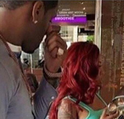 k michelle dating meek mill Rudersdal