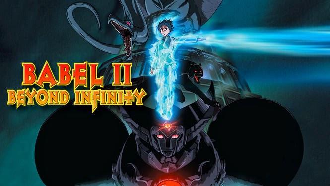 Todos os Episódios de Babel II Beyond Infinity DUBLADOS Online