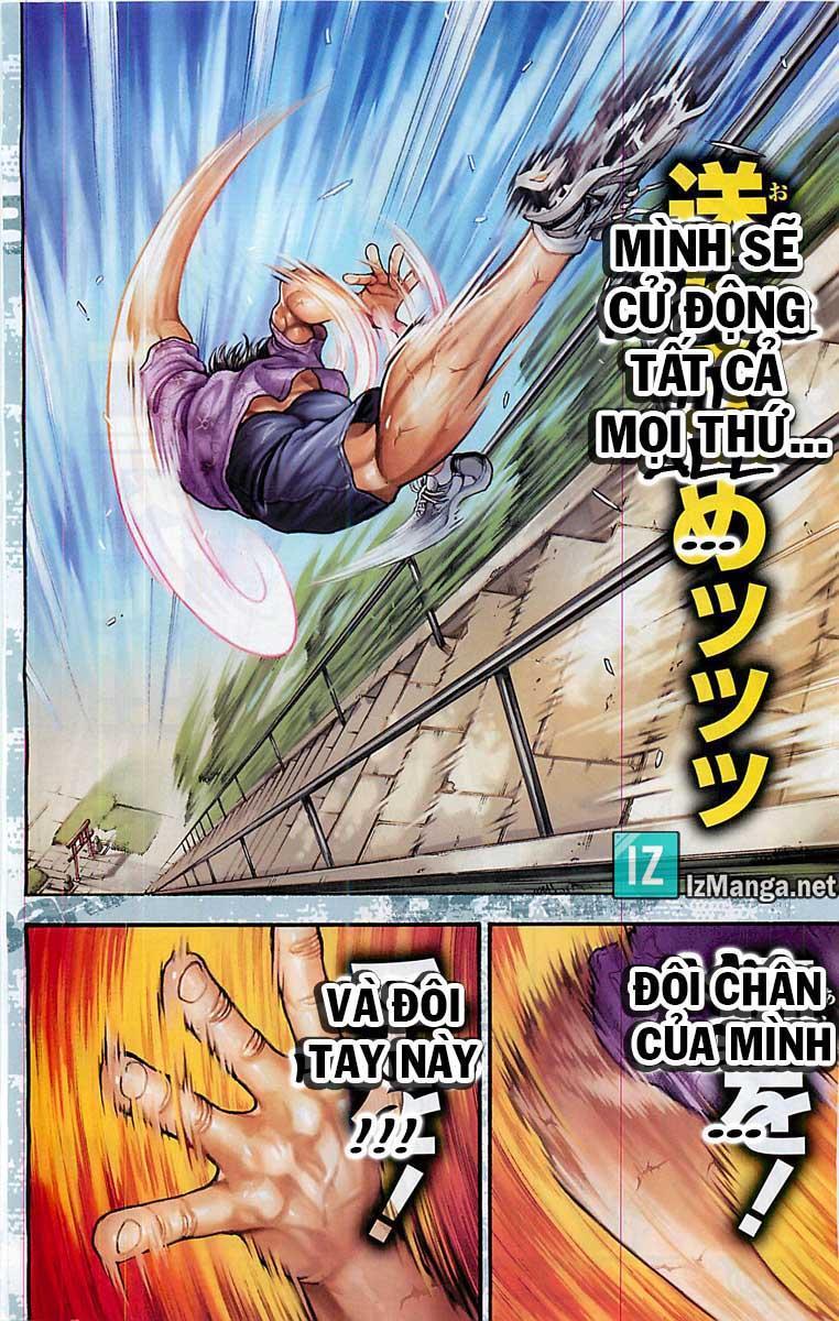 Baki Dou chap 1 Trang 5 - Mangak.info