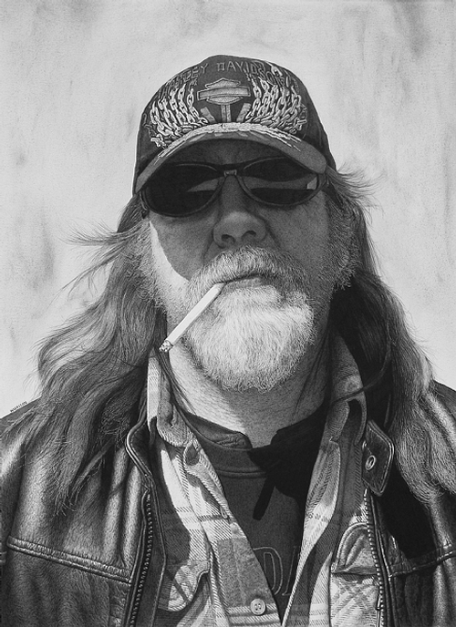 11-Trash-Bill-Harrison-Outlaws-and-Patriots-Photo-Realistic-Drawings-www-designstack-co