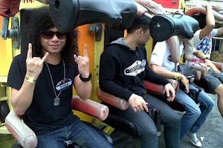 Prattyoda Bhayangkara Indonesian Idol 2012 Didukung Gitaris Guns N' Roses