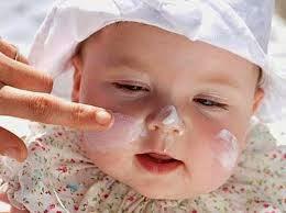 Chăm sóc trẻ bị viêm da dị ứng