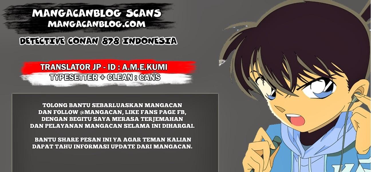Dilarang COPAS - situs resmi www.mangacanblog.com - Komik detective conan 878 - aku laut dan telepon 879 Indonesia detective conan 878 - aku laut dan telepon Terbaru |Baca Manga Komik Indonesia|Mangacan