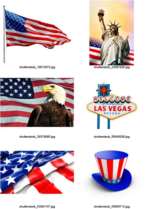 American National Symbols Quality Graphic...