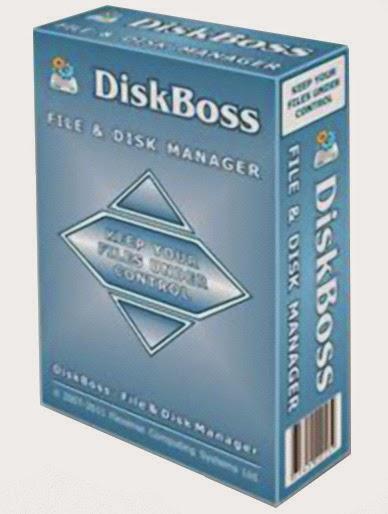 DiskBoss Ultimate 5.8.16 + Crack