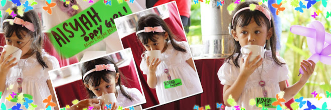 Aisyah Birthday Party