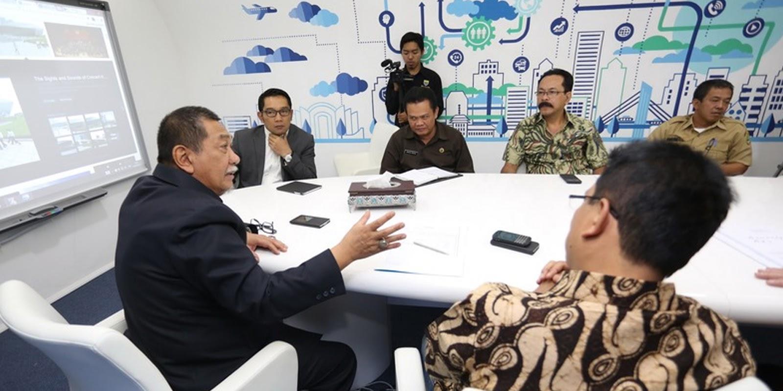 Gedung Kesenian Bertaraf Internasional di Cikutra Bandung