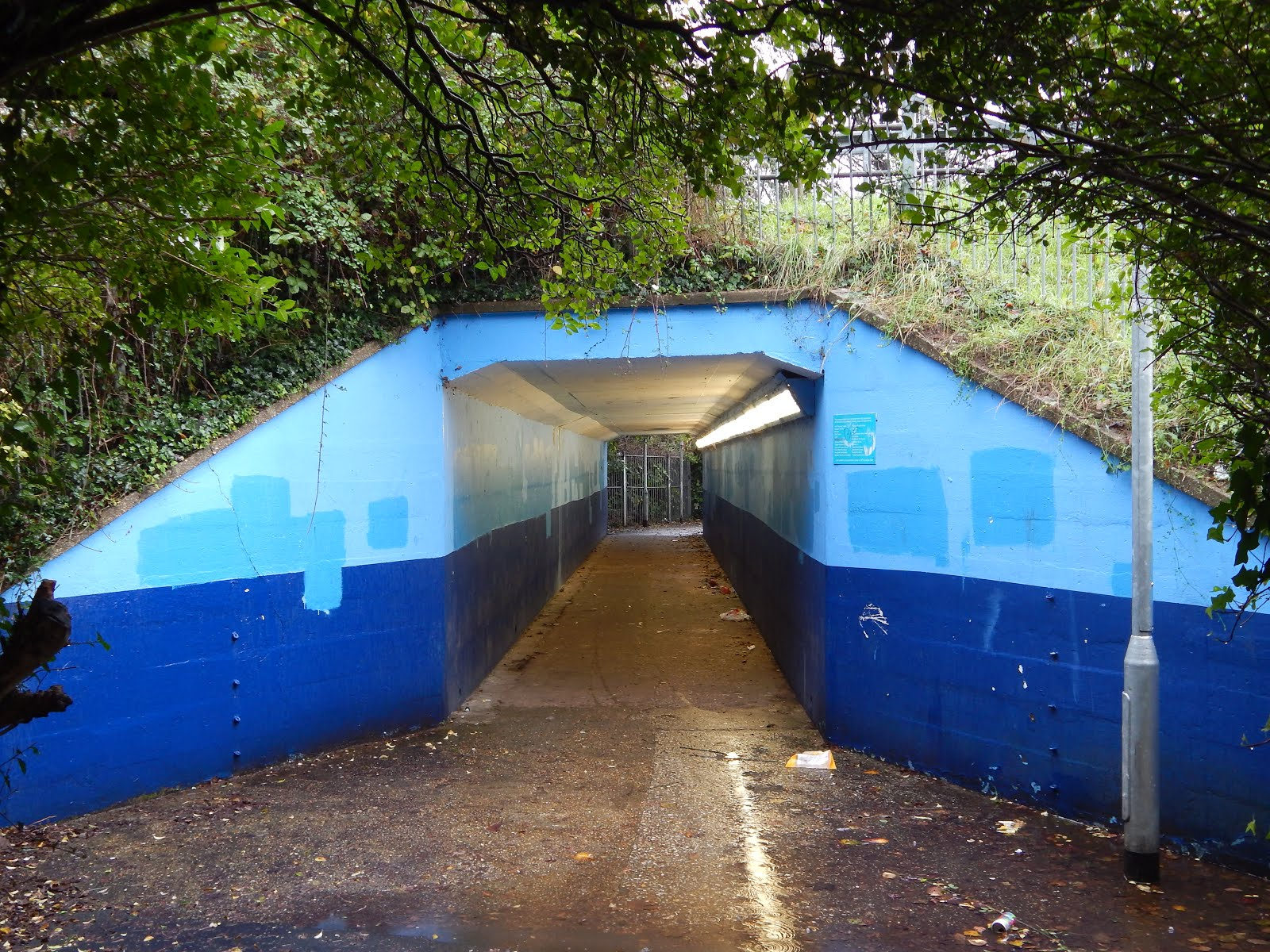 Copsey Grove tunnel