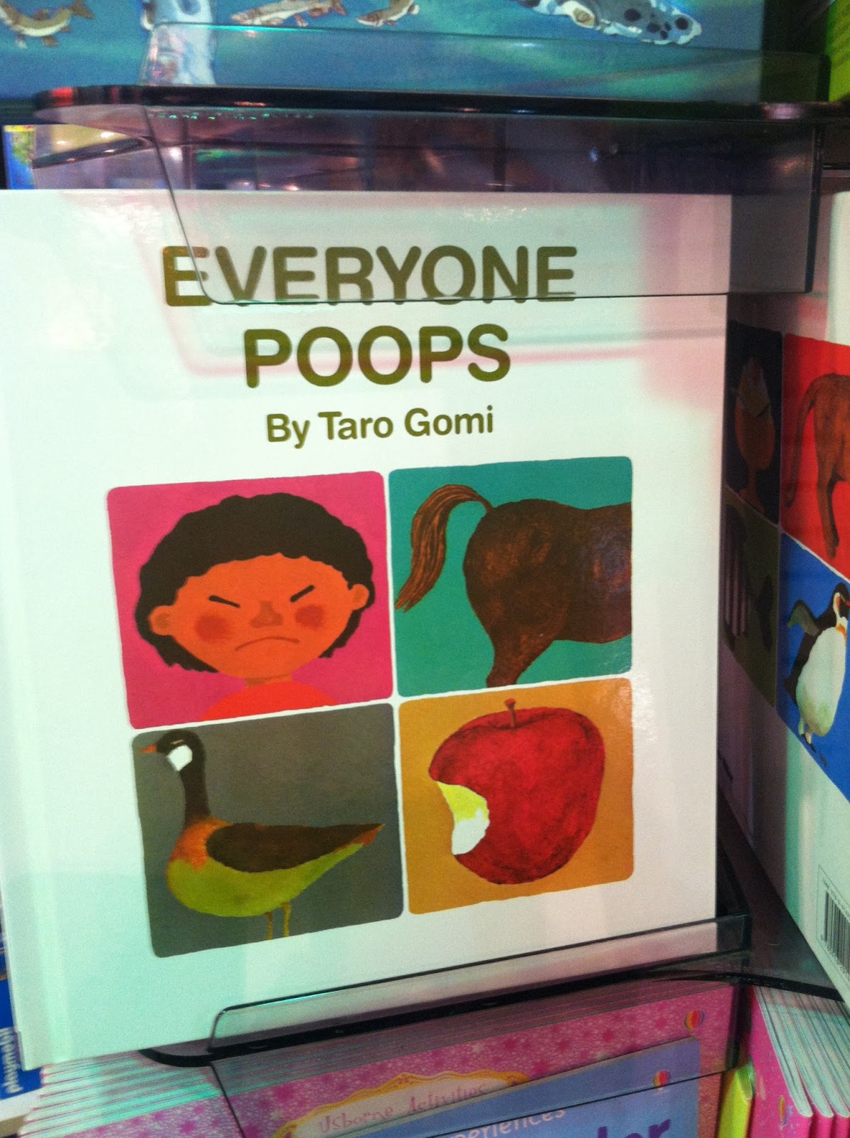 everyone poops book review