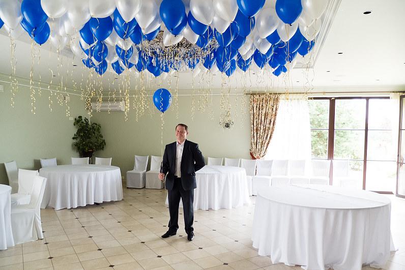 balionai vestuvėms