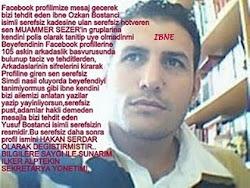yusuf bostanci,PKK durtmesi ibne,damgaladik