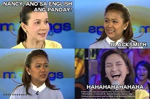 poe+vs+binay+funny+photo+2013+election - The 'white skin' standard in Filipina beauty - Fashion Trend