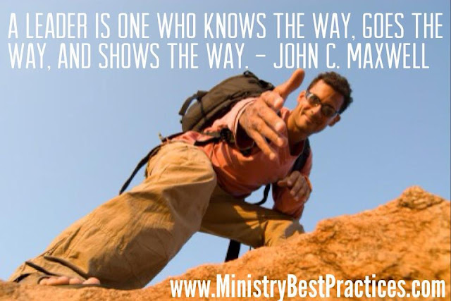 Three Facets Of A Leader ~ Ministry Best Practices