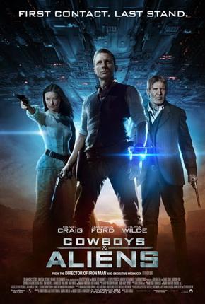 Review Filem : Cowboys & Aliens ( Versi Aku )