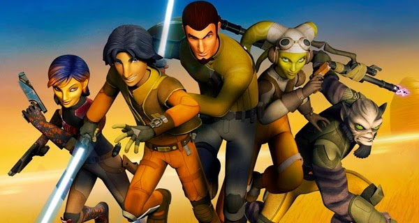 Star Wars Rebels: The Spark of the rebelion