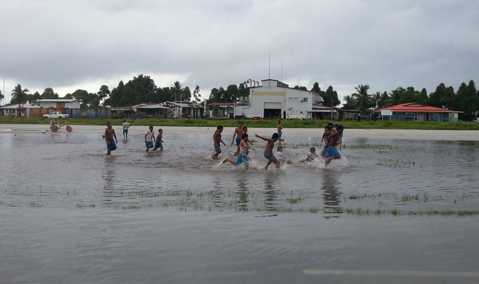 Tuvalu The Sinking Country The Garfors Globe