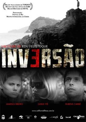 Filme Poster Inversão DVDRip XviD & RMVB Nacional
