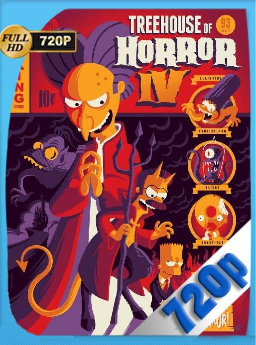 Simpsons: Colección Noche de Brujas (1990-2019) x265 [720p] [Latino] [GoogleDrive] [RangerRojo]