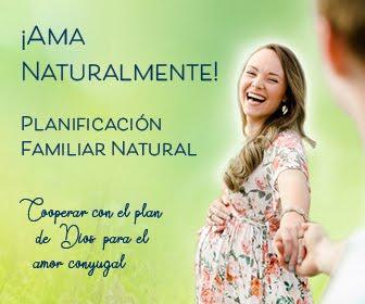 ¡Semana Nacional de Concientización sobre la Planificación Familiar Natural!