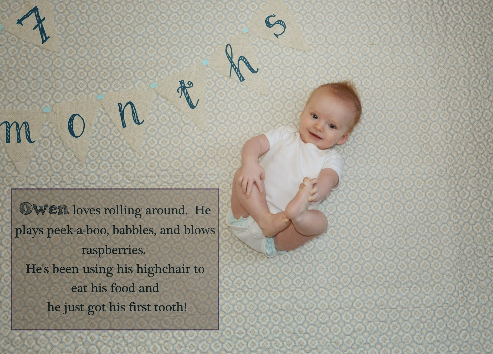 I Heart Pears 15 Awesome Ideas For Monthly Baby Photos