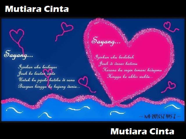 Berikut ini adalah Koleksi Kata Kata Mutiara Cinta Terbaru 2013