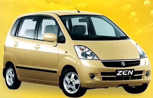 Maruti Suzuki Zen Estilo Car Picture