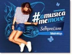 Concurso #amusicamemove Sempre Livre Lollapalooza