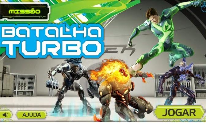 Jogo Batalha Turbo – Luta