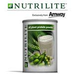 นิวทริไลท์™ โปรตีนชนิดผง Nutrilite All Plant Protein Powder (450g) ของ Amway
