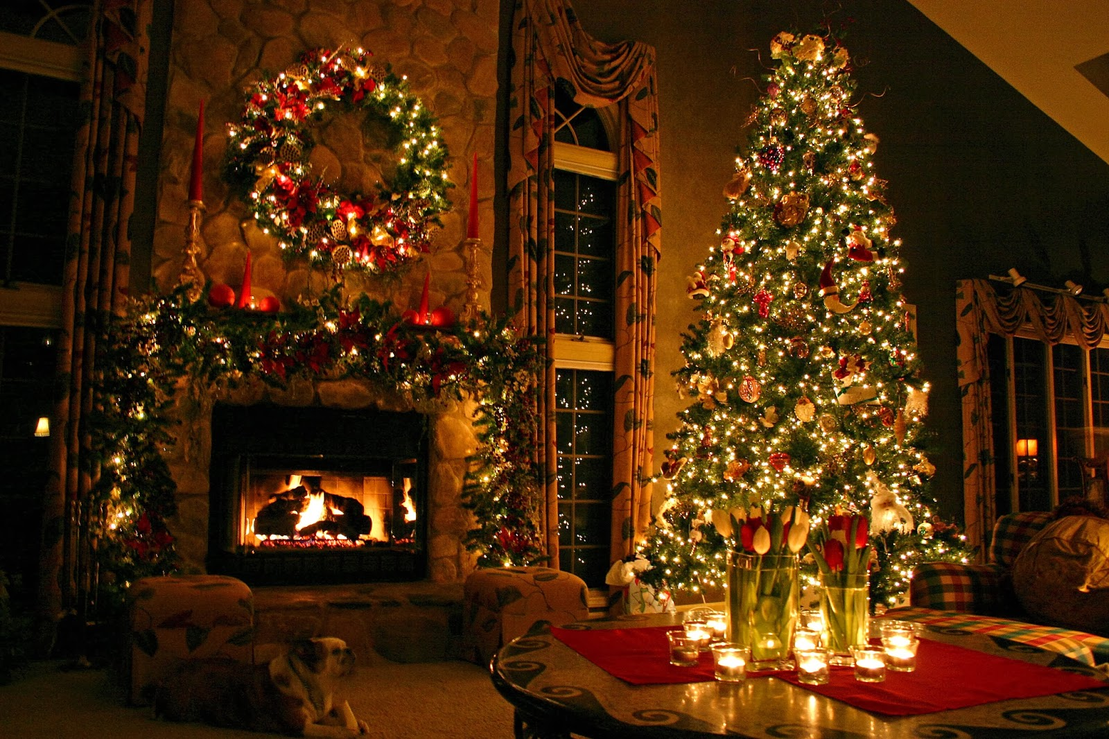 was there a golden age of christmas in america - Digital Christmas Lights