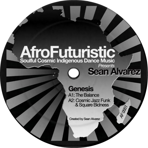 "New Music on Vinyl: Sean Alvarez ""Genesis"""