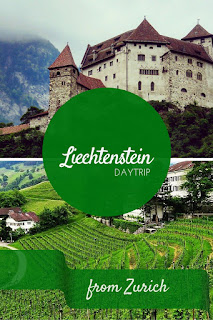 Sidewalk Safari - Why Liechtenstein is the Ultimate Bleisure Destination from Zurich Switzerland - http://www.sidewalksafari.com/2015/08/liechtenstein-daytrip-from-zurich.html