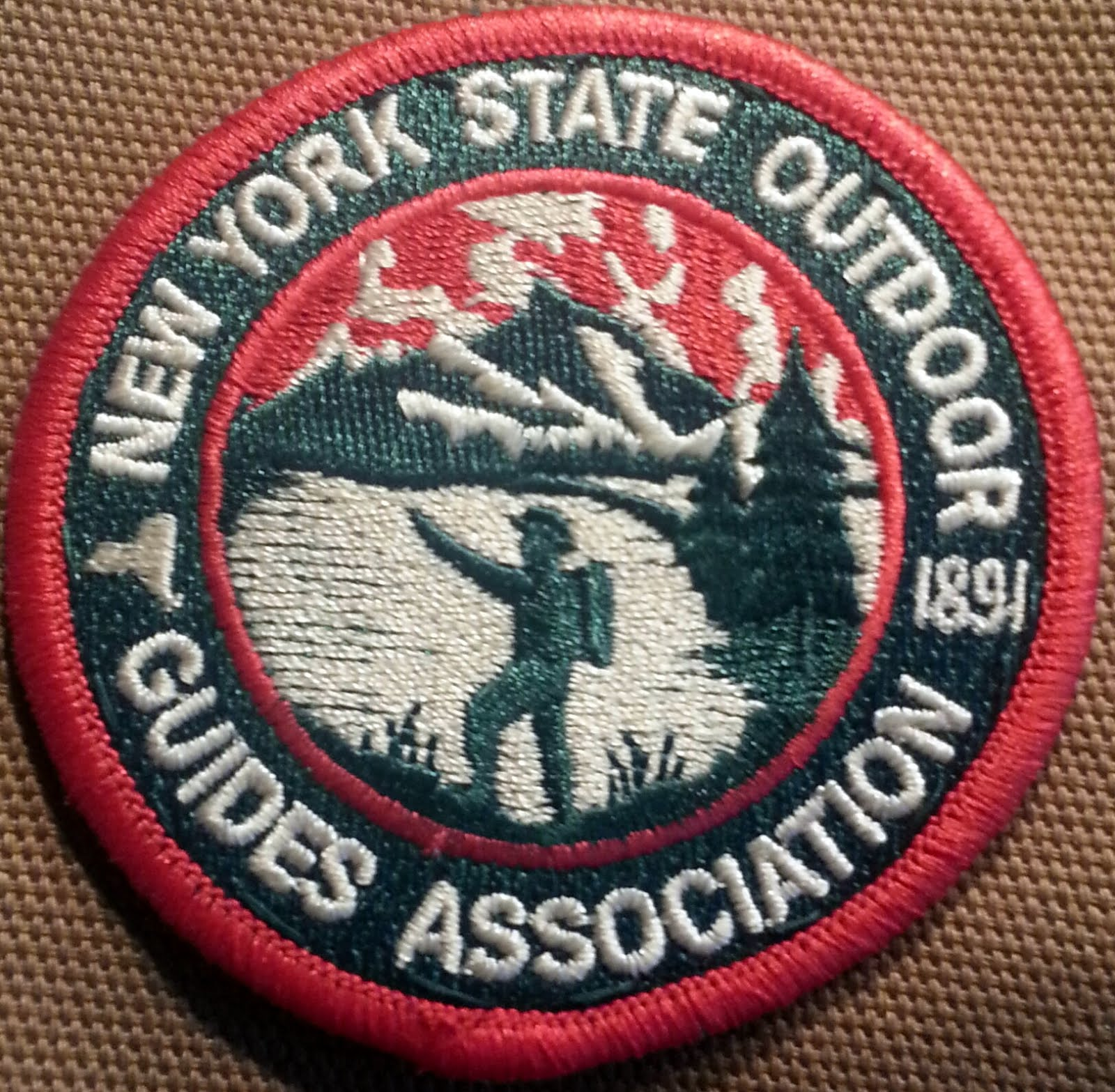 Member NY State Outdoor Guides Association