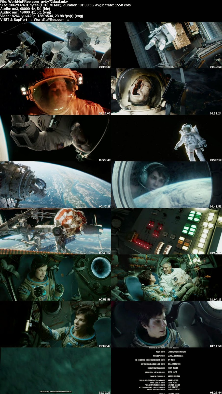 gravity in hindi language Gravity 2013 hindi dubbed 250mb bluray 480p imdb ratings: 65/10 genres: drama, sci-fi, thriller language: hindi release date: 4 october 2013 quality: 480p.