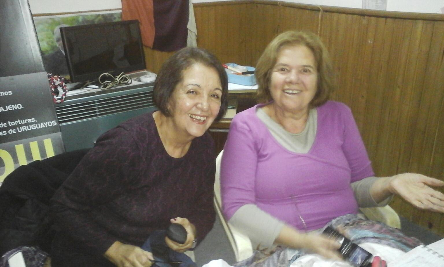 Integrantes del Taller Escritores Creativos La Experimental de Malvín 2015
