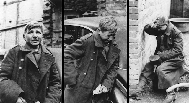 visages de soldats - Page 2 Hans-Georg+Henke+-+15+Year+Old+German+Soldier++1
