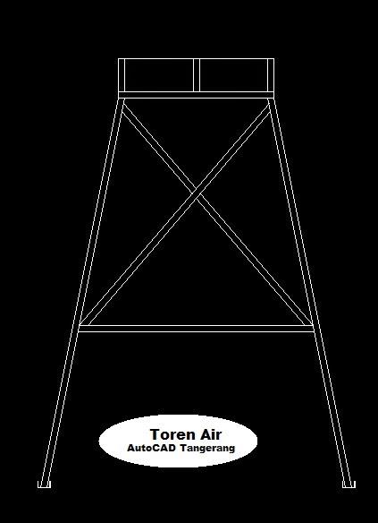 Jasa Pembuatan dan Pemasangan Toren Air.