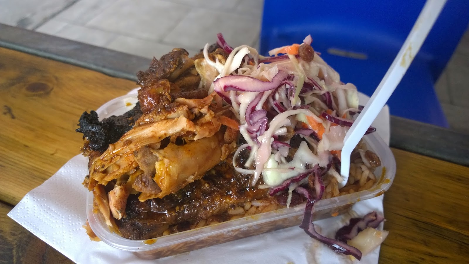 best jerk chicken in Bristol