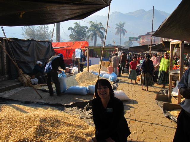 Senahu Market
