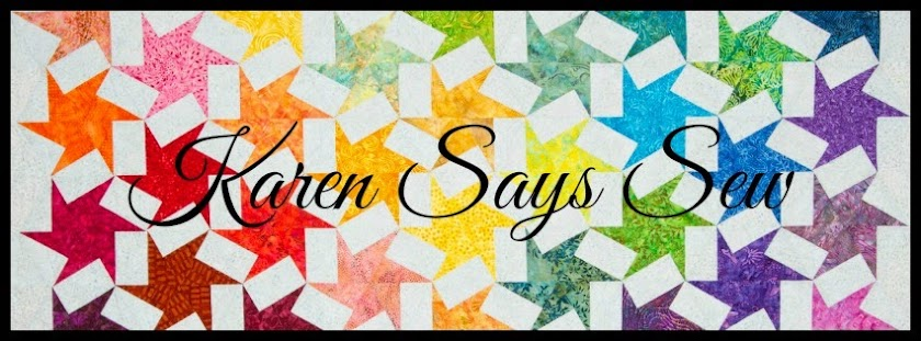 Karen Says Sew
