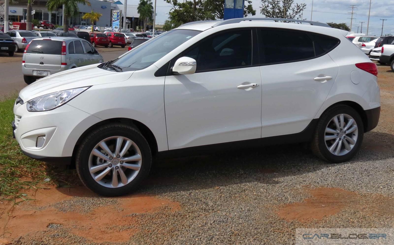 Hyundai iX35 2015 Flex