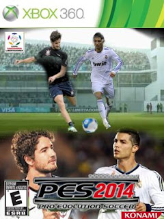 Torrent Super Compactado Pro Evolution Soccer 2014 Xbox 360